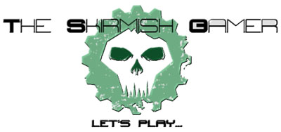 Neuer Skirmish Gamer Blog - Redakteur gesucht Logo400px
